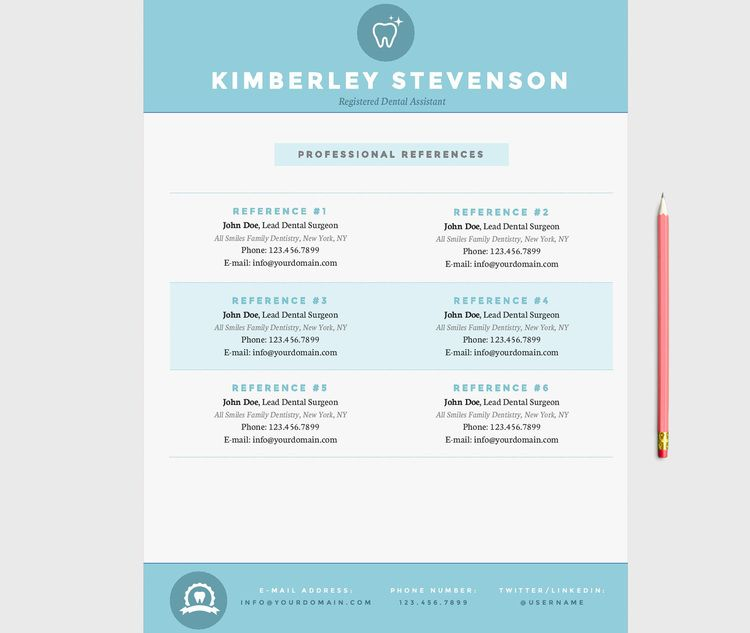 Dental Assistant Resume, Dentist Resume, Dental Hygienist Resume - dental resume templates