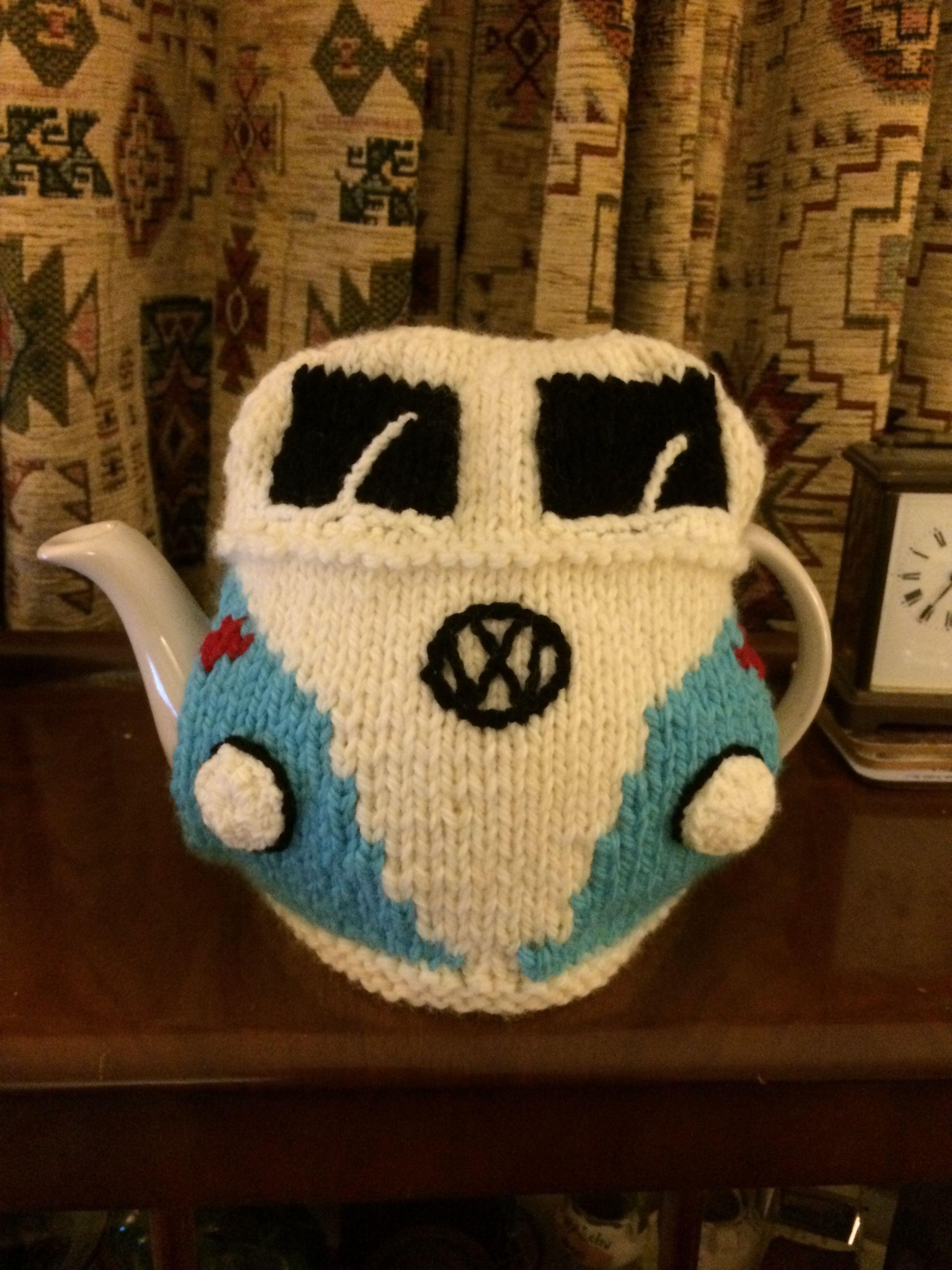VW Dormobile Tea Cosy   Creationaryism   Pinterest   Con amor ...