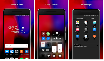 Xos ios Dark Theme For huawei, Huawei Emui Themes, Huawei