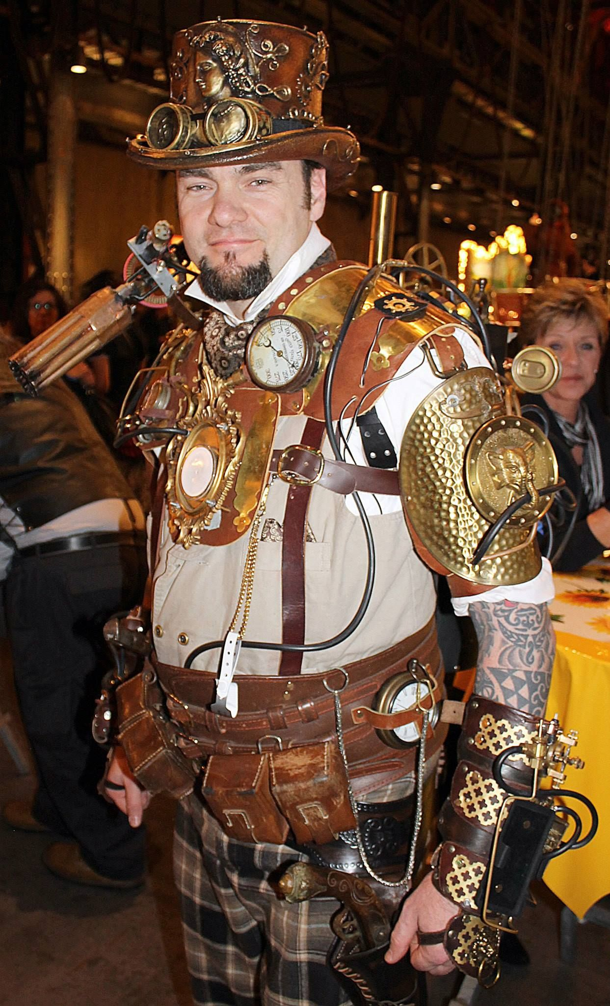 Steampunk Ideas Great Ideas On His Outfit Steampunk In 2019 Steampunk