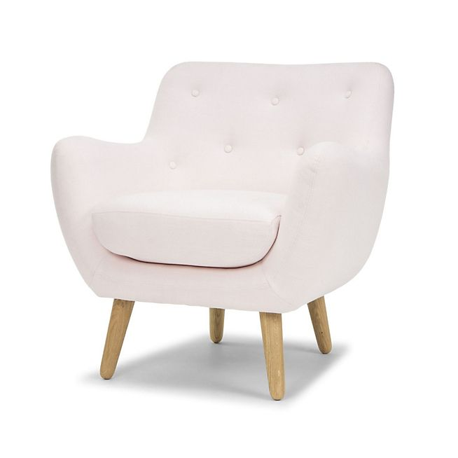 poppy meuble fauteuil esprit seventies rose p le d co pinterest room salons et 30th. Black Bedroom Furniture Sets. Home Design Ideas