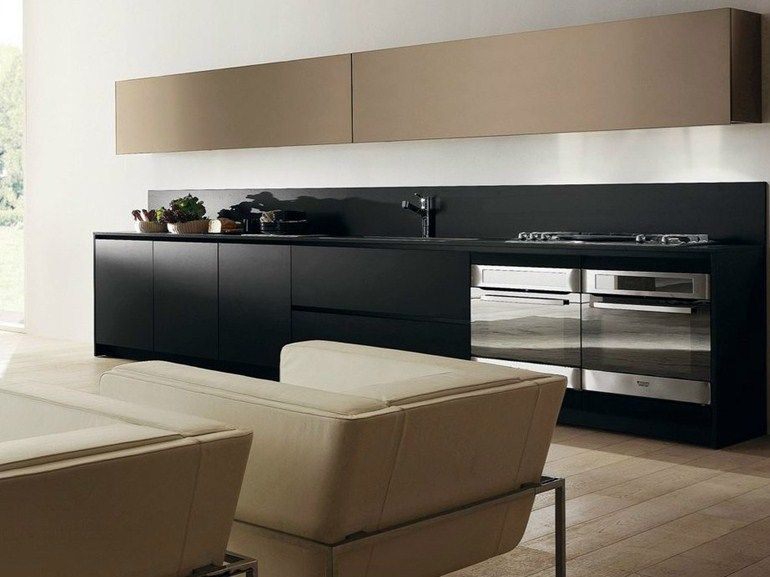 Кухонный гарнитур CRETA FLUTE by Del Tongo | Kitchen | Pinterest ...
