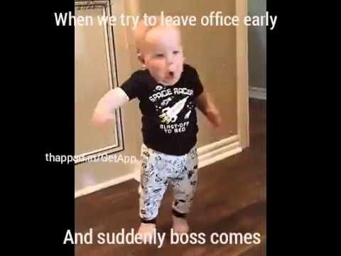 When You Try To Leave Office Early And Suddenly Boss Comes Boss Humor Leaving Work Early Work Memes