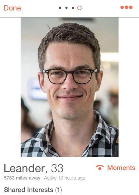 Sveip til venstre eller høyre dating app