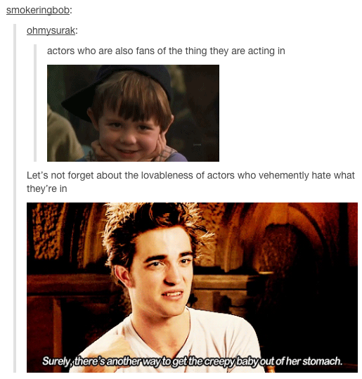 To be fair, twilight is awful Twilight funny, Tumblr