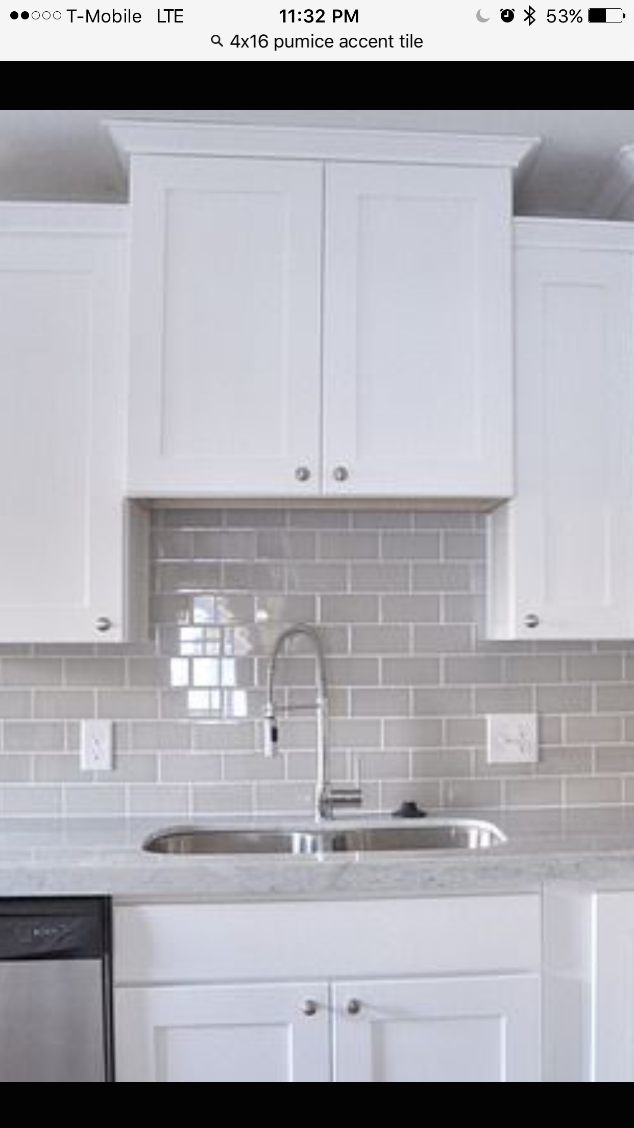 Pumice tile backsplash new home kitchen pinterest pumice pumice tile backsplash dailygadgetfo Choice Image