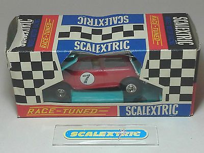 SCALEXTRIC Tri-ang Vintage Mini Cooper Red #1 C7 (PERFECT - BOXED) with RX MOTOR https://t.co/2lQyHVDexg https://t.co/N5m0OXpDkY