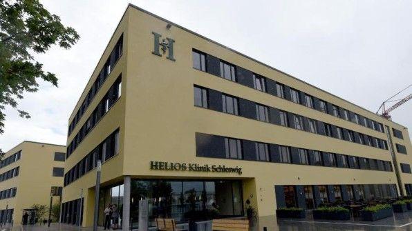 #Schleswig: Neue Helios-Klinik: 114 Patienten ziehen um - shz.de: shz.de Schleswig: Neue Helios-Klinik: 114 Patienten ziehen um shz.de Es…