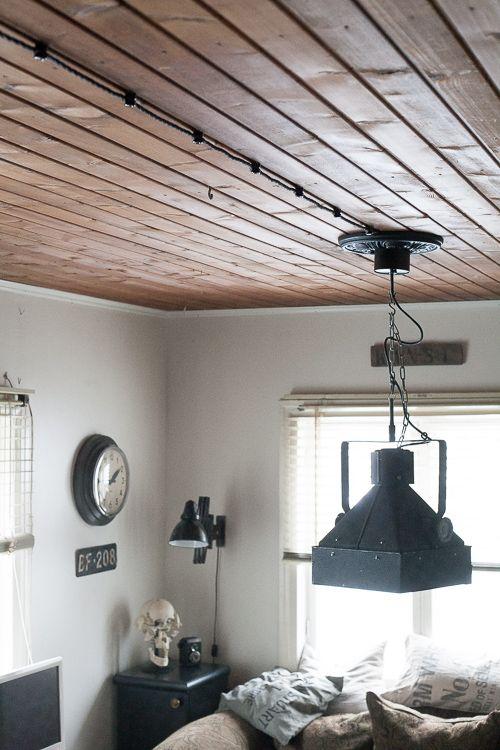 industrial lighting wiring solution