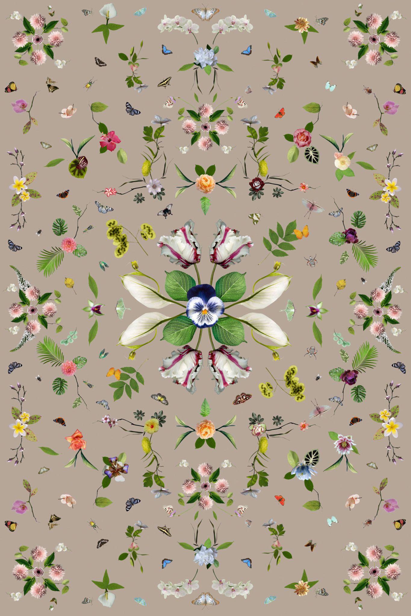 Garden Of Eden Beige Moooi Carpets Møller Rothe Pinterest