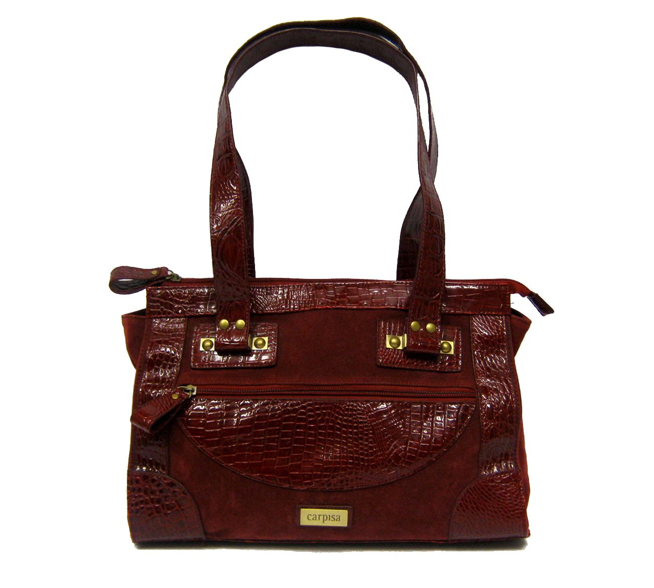CARPISA MOCK CROC BAG. Unbeatable prices at myerafashion.com! £24.99 ... 7ecc9e8af4