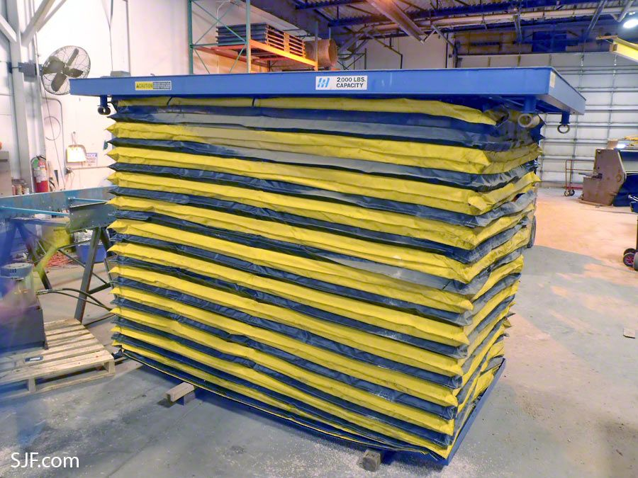 Man-Lift Scissor Lift Tables for Sale (New & Used
