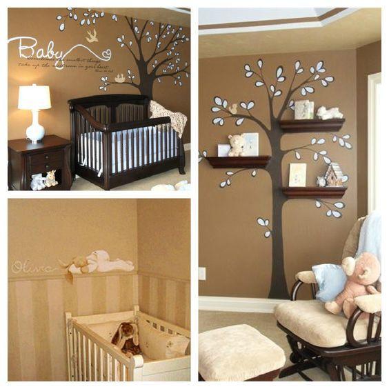 La Jirafa Rosada Hermosos cuartos de bebe habitacion Rami