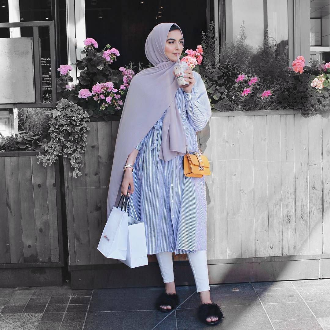 7,7 Likes, 7 Comments - Hijab Fashion Inspiration