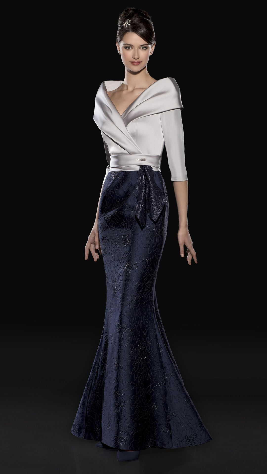everything feminine  kleider abendkleid kleider mode