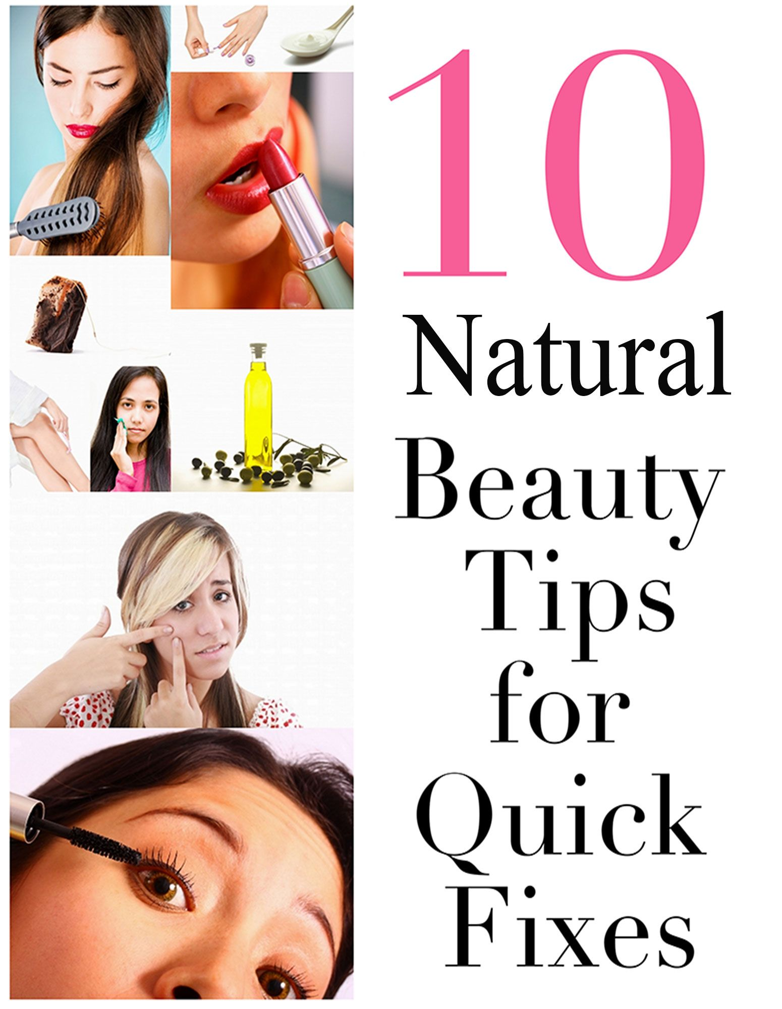 natural beauty tips for beauty problems  Natural beauty tips