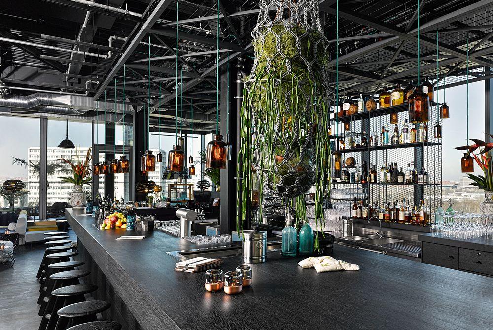 Monkey Bar Berlin Hotel Hotels Design Hotel