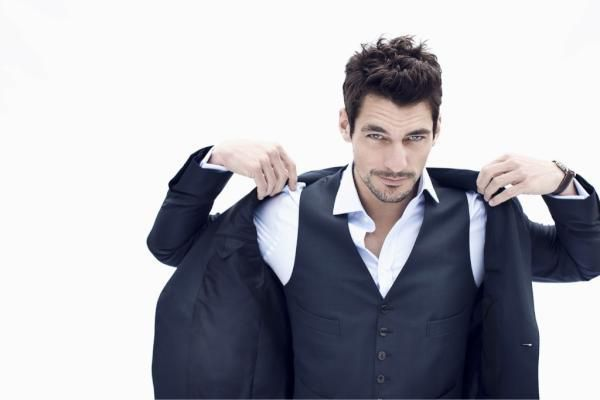 #DavidGandy looking sharp