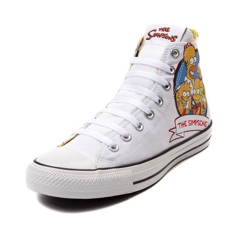 Converse All Star Hi The Simpsons