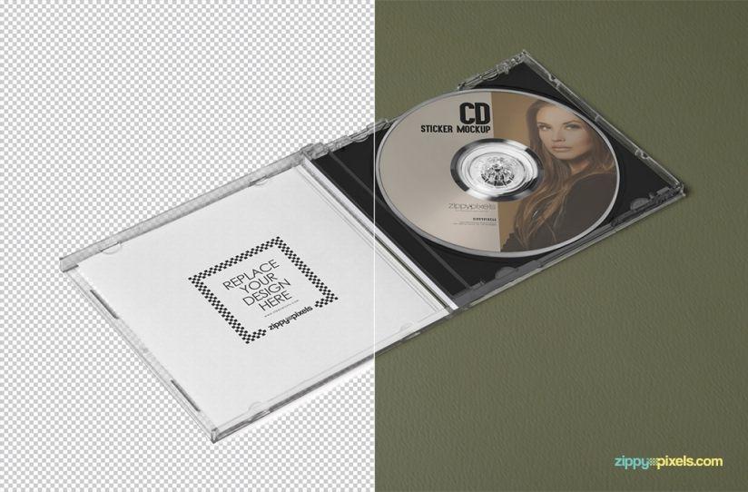 Free Plastic CD Case Mockups (96.16 MB)   ZippyPixels   #free #photoshop #mockup #psd #plastic #cd #case