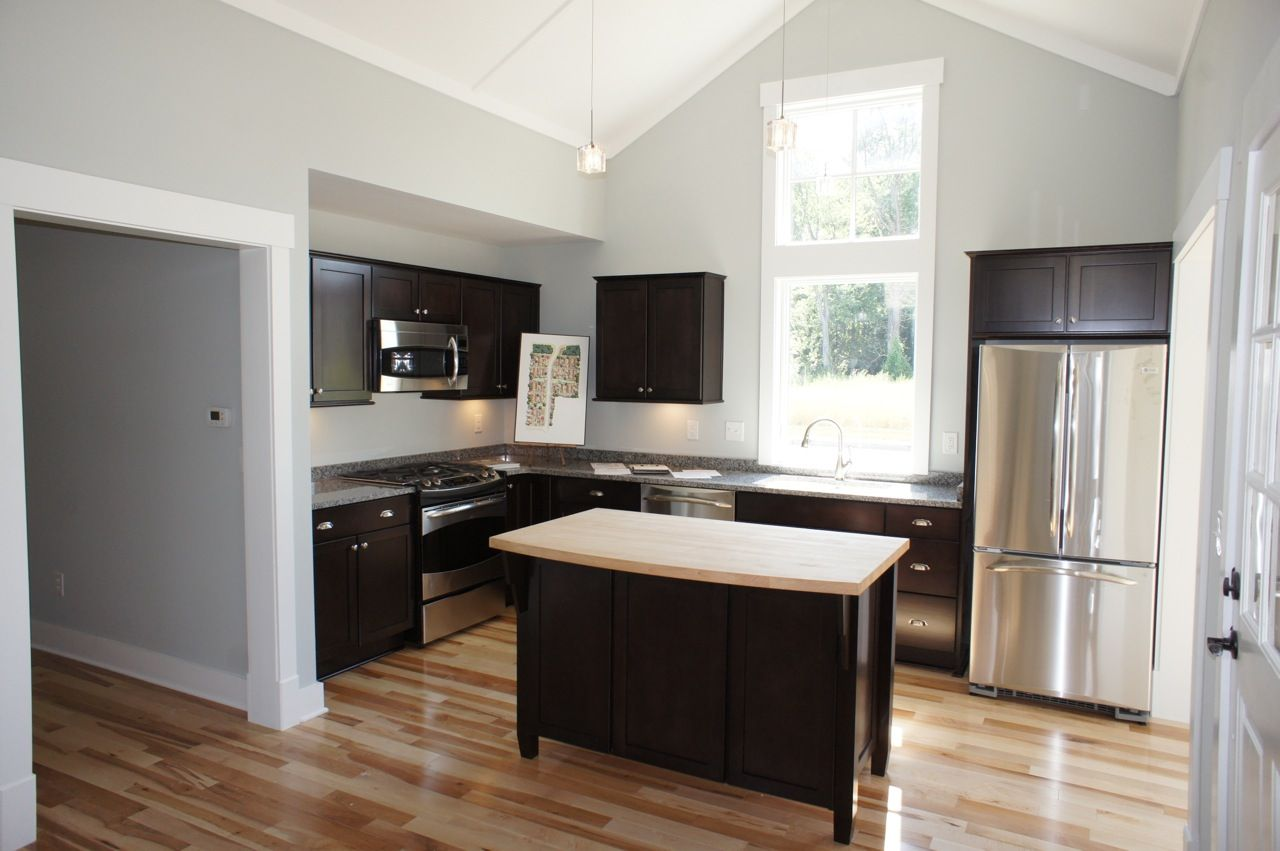 Full kitchen view. For more photos of Ross Chapin\'s Betty Rose ...