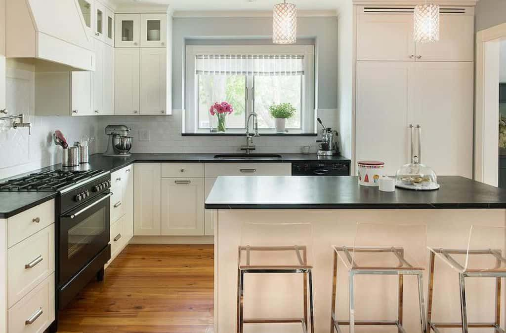 Attractive And Durable Slate Kitchen Countertops Slate Kitchen