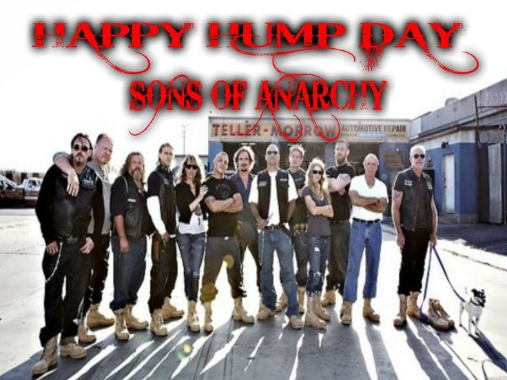 Happy birthday sons of anarchy happy humpday soa sons of happy birthday sons of anarchy happy humpday soa sons of anarchy voltagebd Image collections