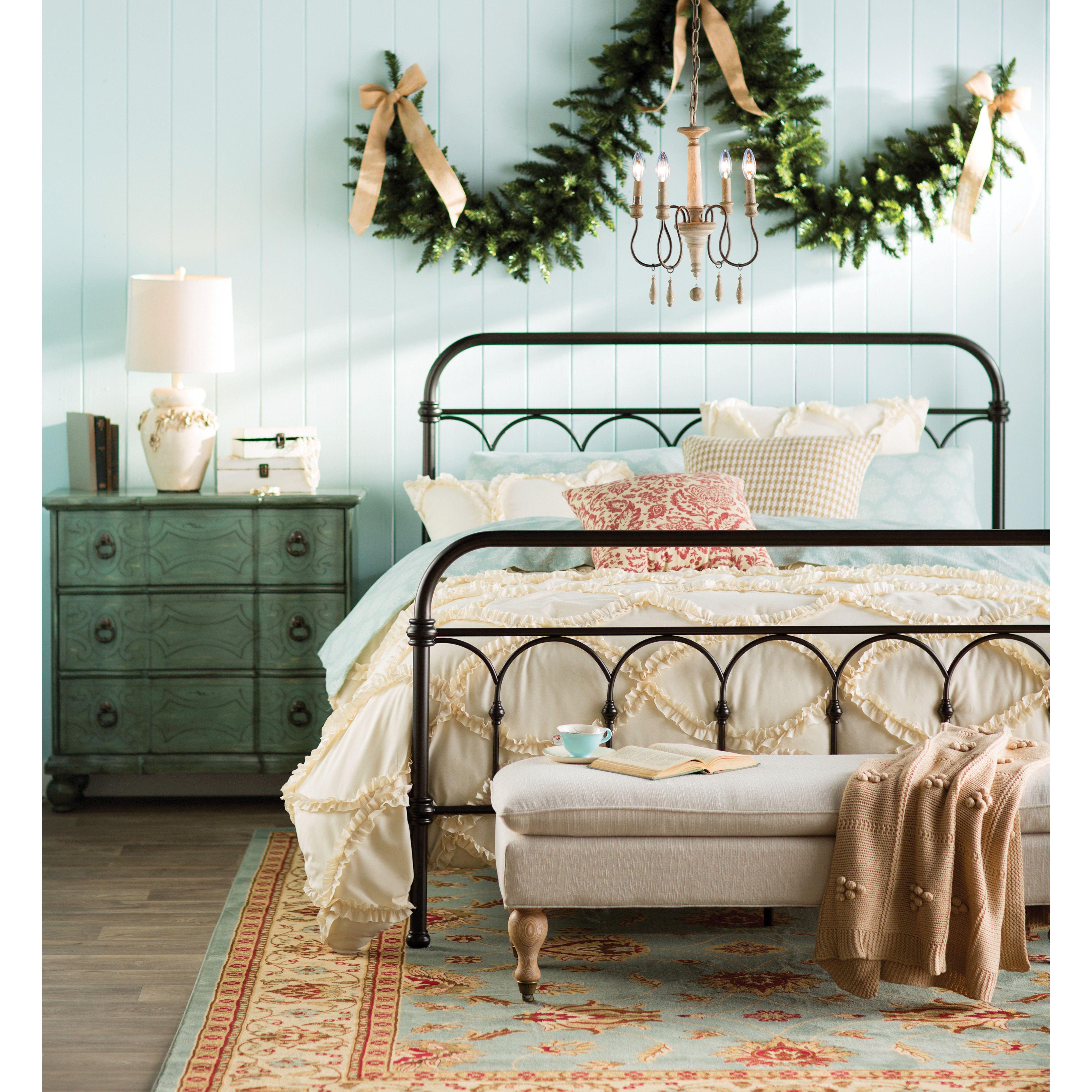 Copake Panel Bed | Bedroom | Pinterest