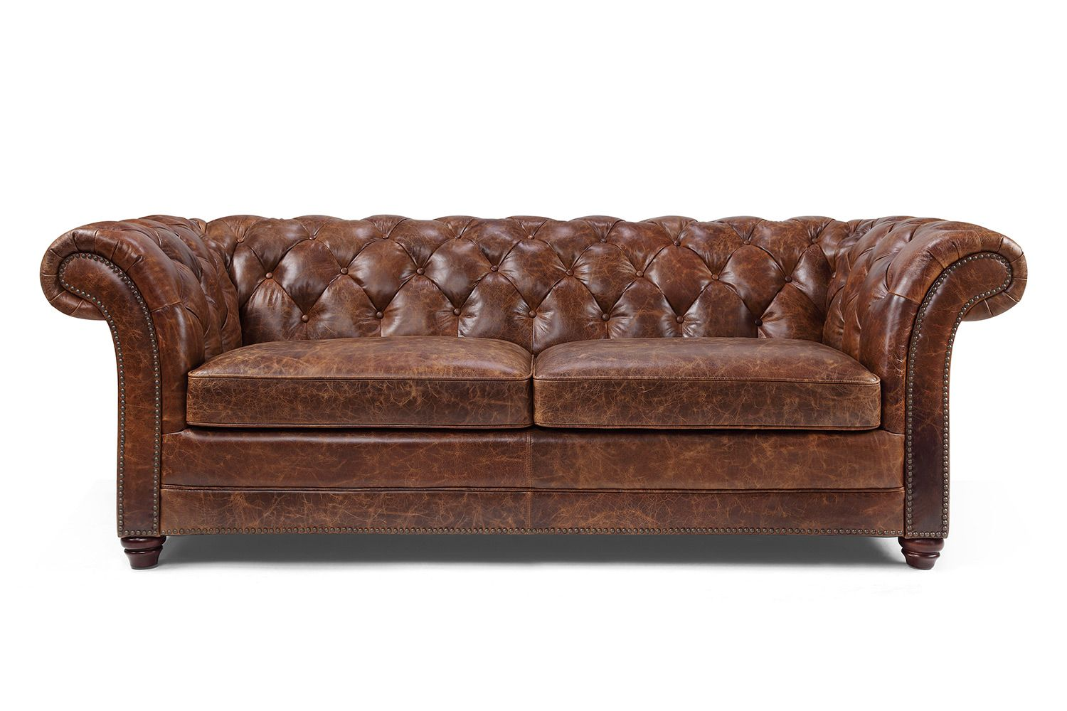Canape Chesterfield En Cuir Westminster Canape Chesterfield Canape Cuir Canape Ancien