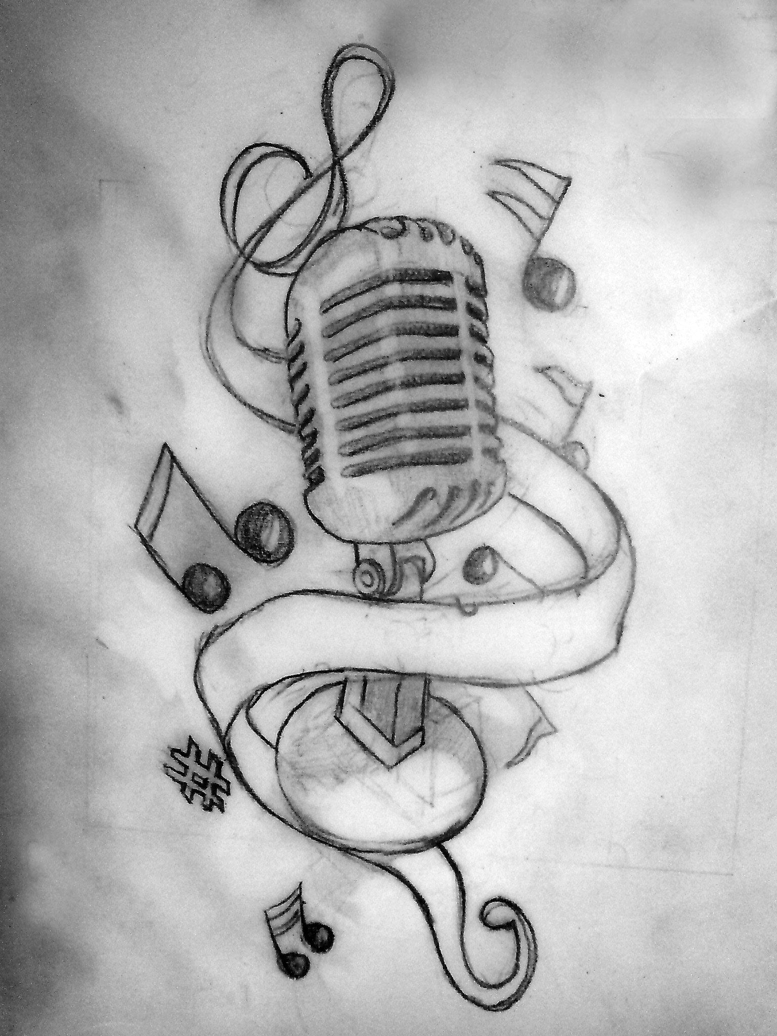 Music Tattoos Designs Cool Tattoos Bonbaden Tattoo Ideas