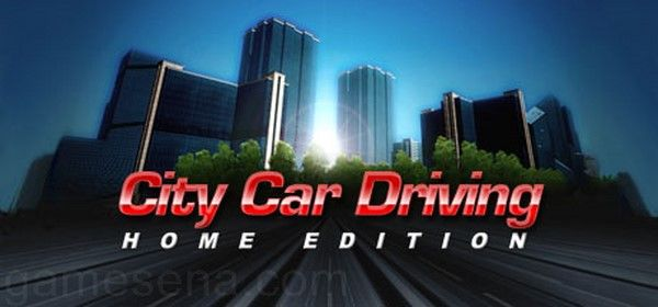 City Car Driving PC Game Crack Free Download
