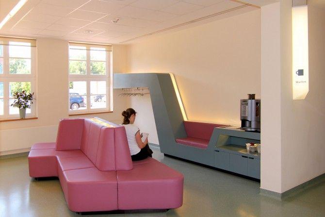 Wismar Innenarchitektur inneneinrichtung radiologiepraxis radiologiepraxis