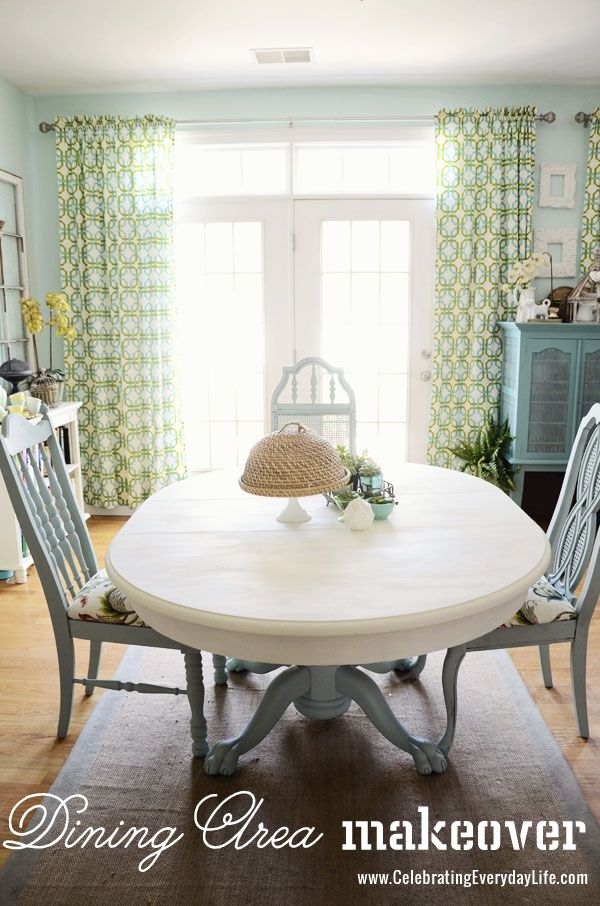 How To Save Tired Dining Room Chairs with Chalk Paint Right Now. How To Save Tired Dining Room Chairs with Chalk Paint Right Now