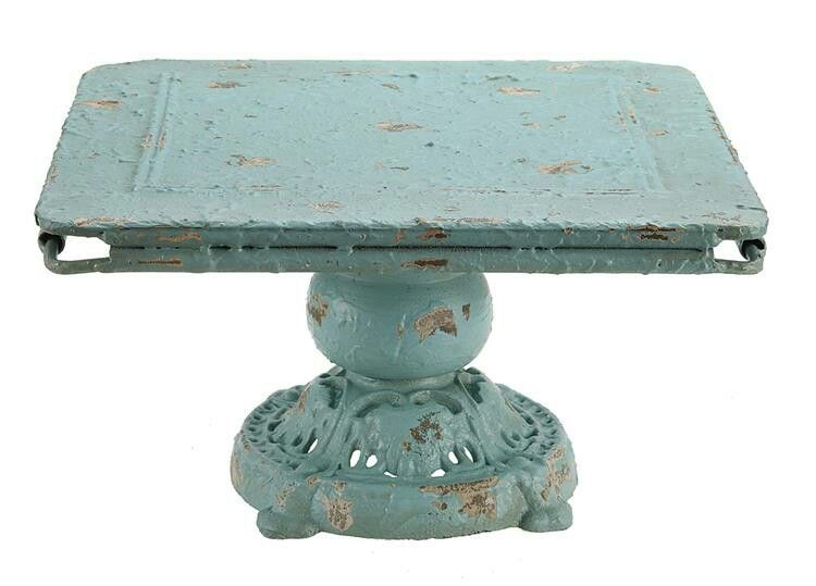 Vintage cake stand for tables