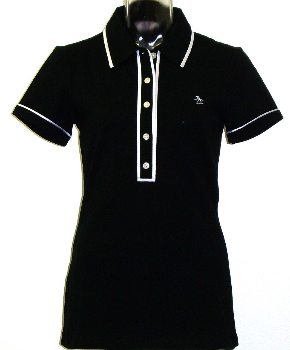 original penguin women 39 s polo shirt original penguin by. Black Bedroom Furniture Sets. Home Design Ideas