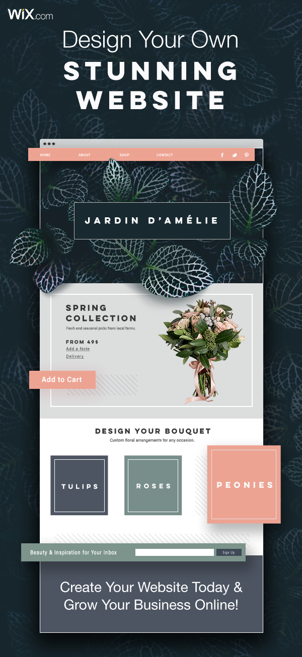 Need A Website Create Your Own It S Easy Free Web Design Branding Cv Inspiration