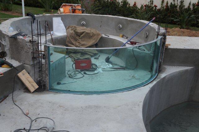 As encantadoras piscinas de vidro pinterest for Pqs piscinas y consumo