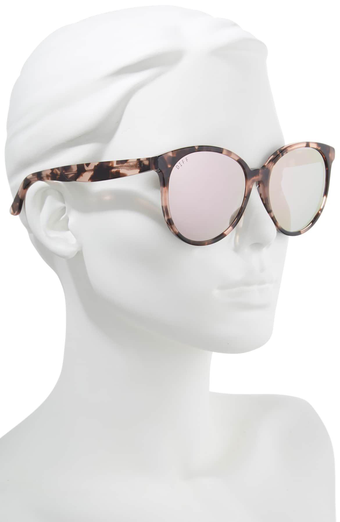 0395676b76 Cosmo 56mm Polarized Round Sunglasses