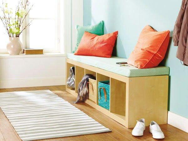 ikea expedit als bank wohn design. Black Bedroom Furniture Sets. Home Design Ideas