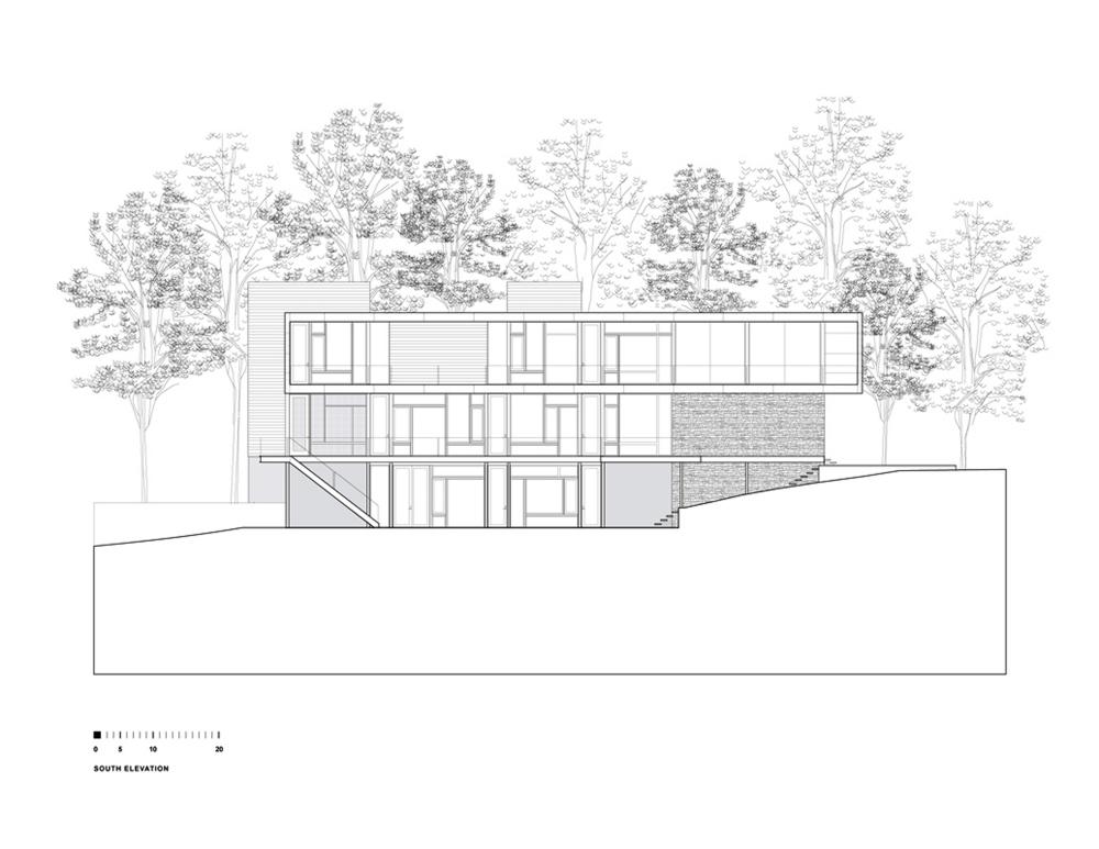 Gallery of Riggins House / Robert M. Gurney Architect - 27 ...