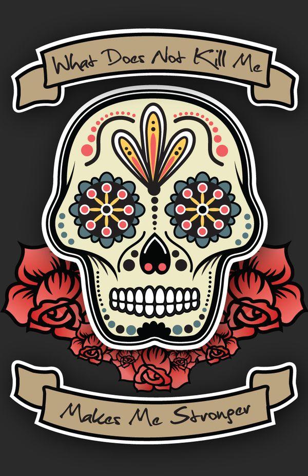 sugar skull #supasistalatina #latina