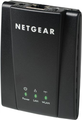 netgear wnce2001 universal wifi internet adapter super produkt das kleine k stchen. Black Bedroom Furniture Sets. Home Design Ideas