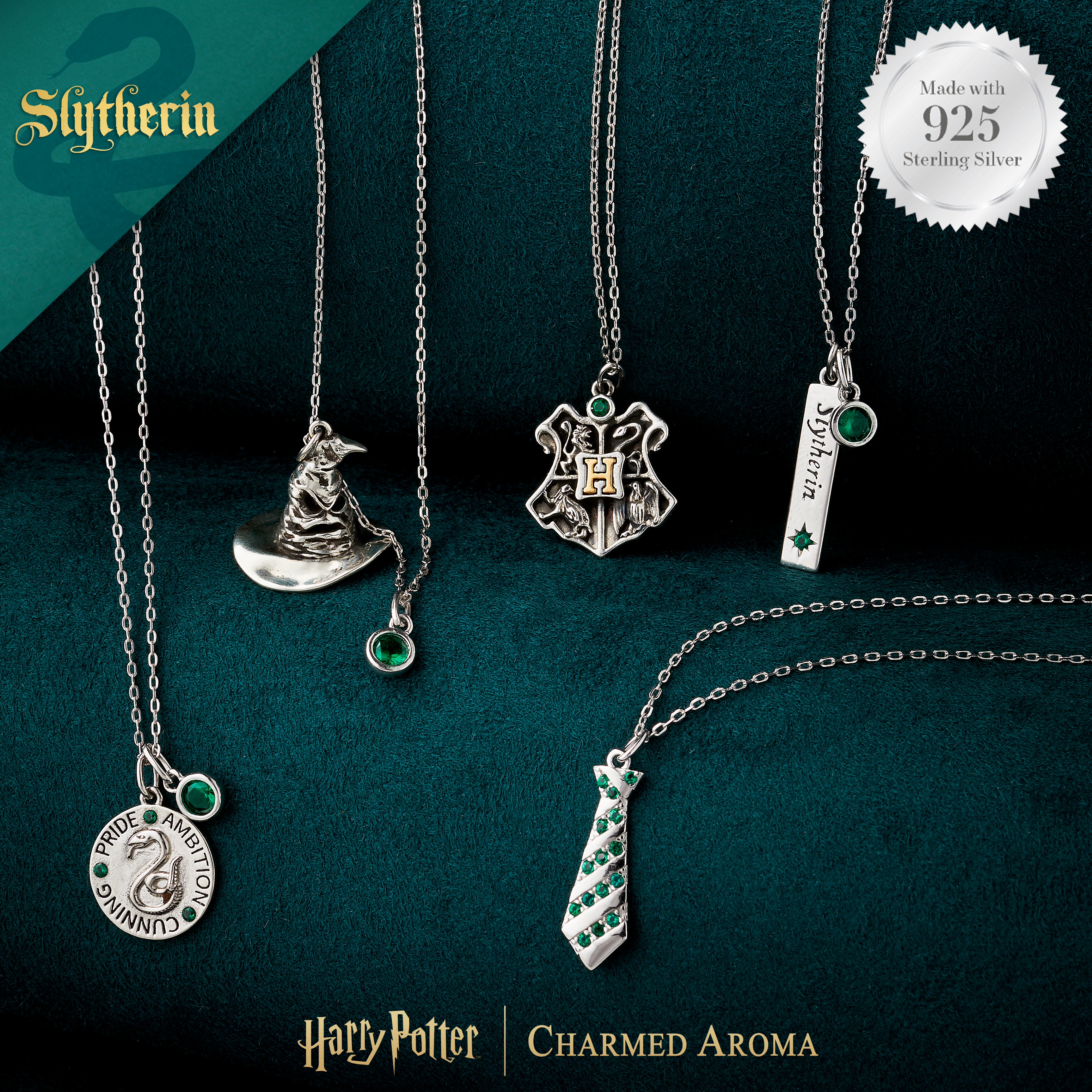 21+ Sterling silver harry potter jewelry information