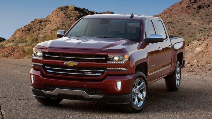 2018 Chevrolet Silverado 1500 Concept Interior Following A Significant Redesign In 2017 The Chevy Went Through Numerous Tweaks Each Year