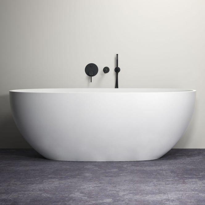 Wall Mounted Bath Shower Mixer Tap Matte Black Wall Mounted Bath Taps Shower Mixer Taps Bath Shower Mixer
