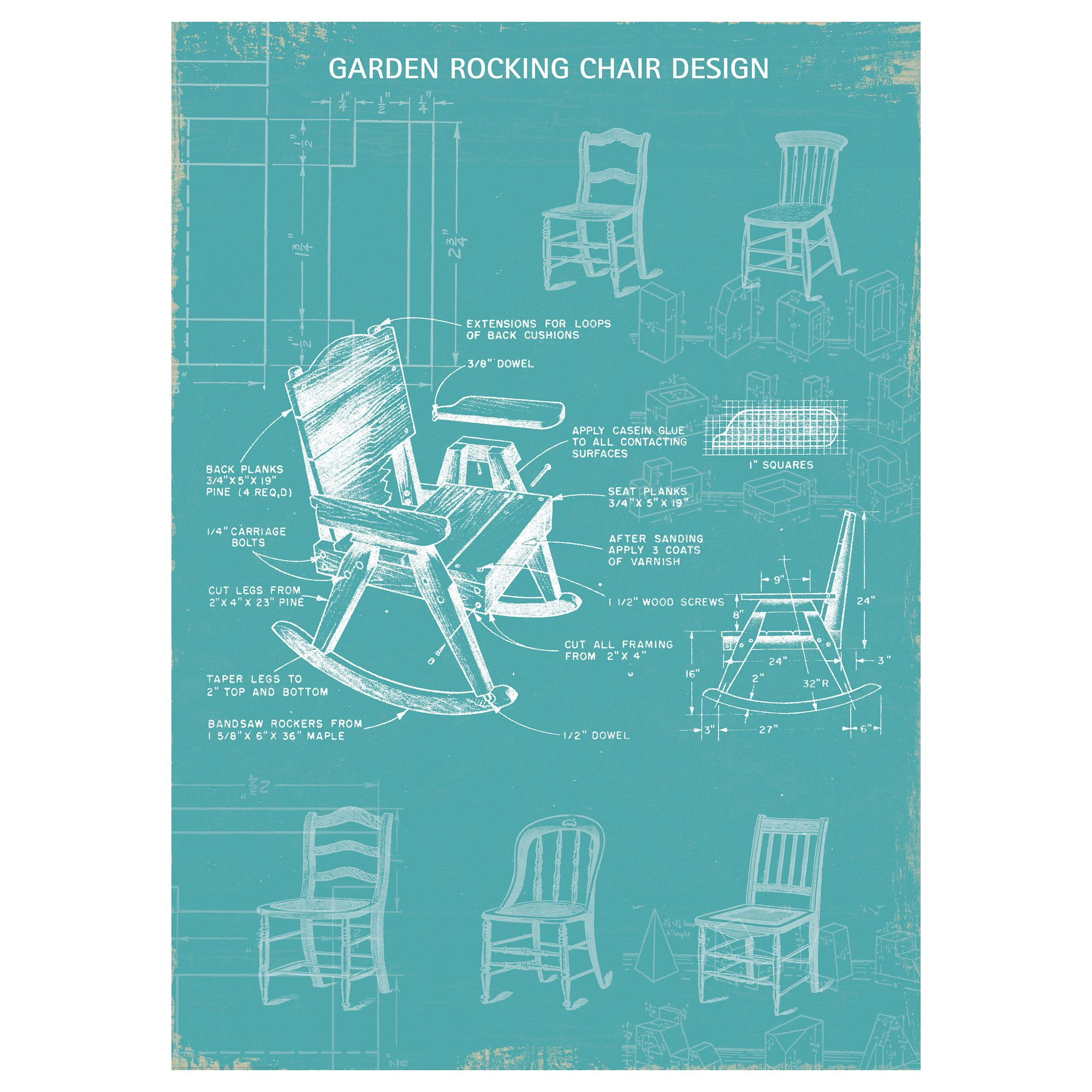 Ikea Poster How To Build A Rocking Chair The Ikea Way Ild Poster Ikea I