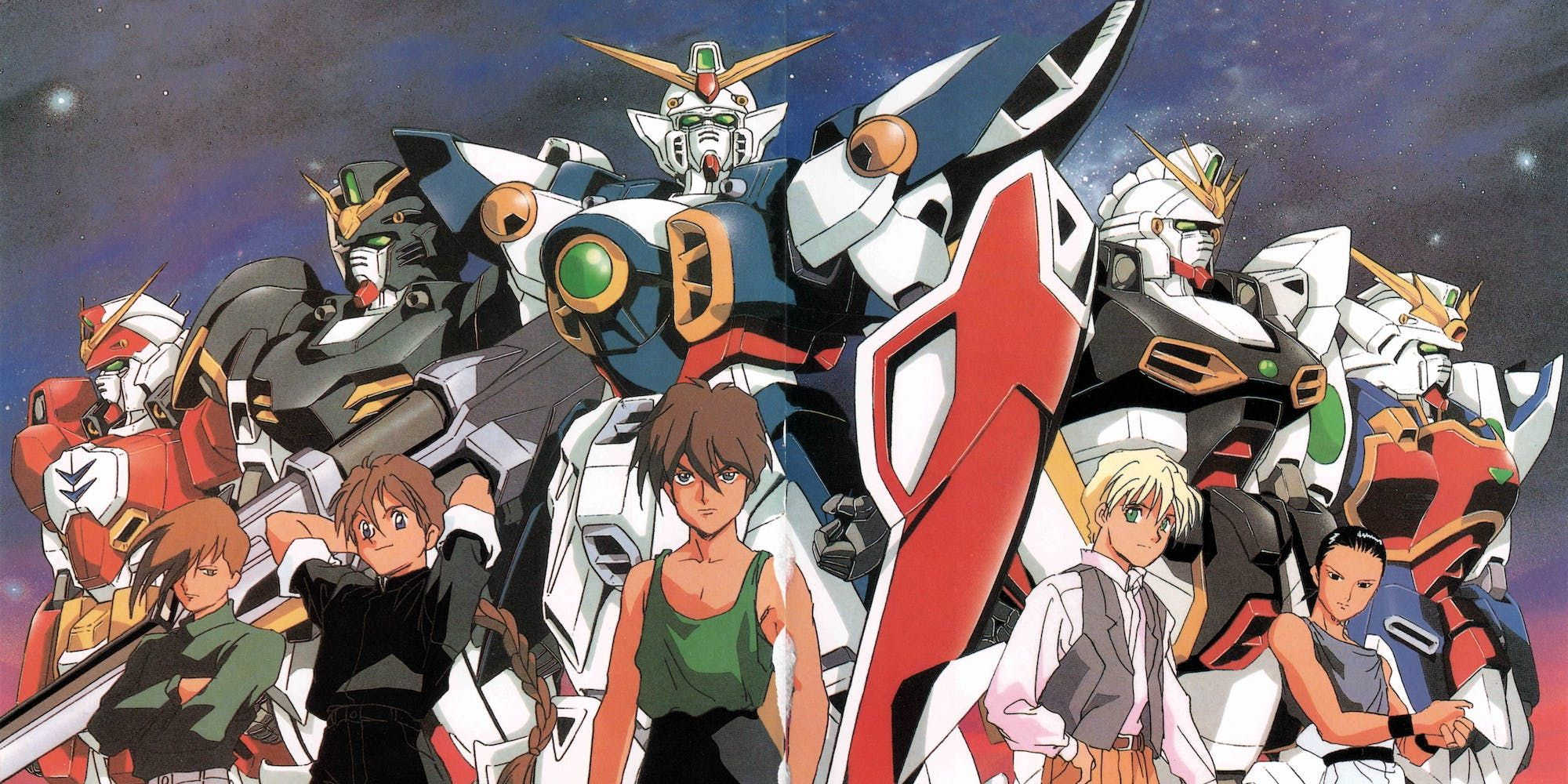 Image result for Mobile Suit Gundam Wing Mobile suit