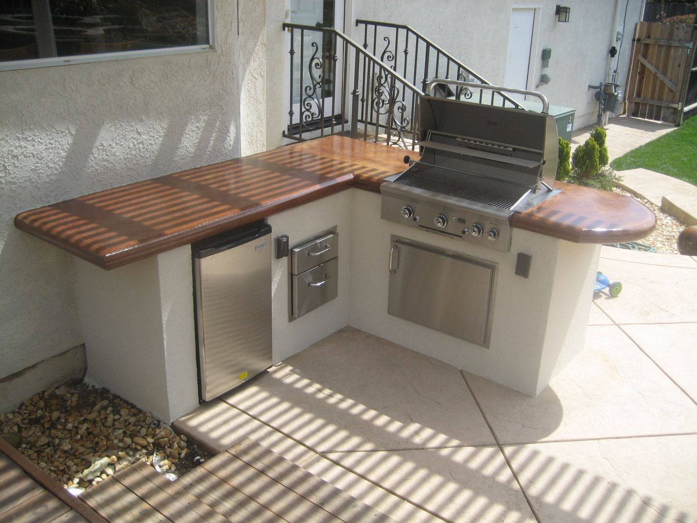 outdoor grill spanish stucco - Google Search | Outdoor BBQ / Kitchen ...