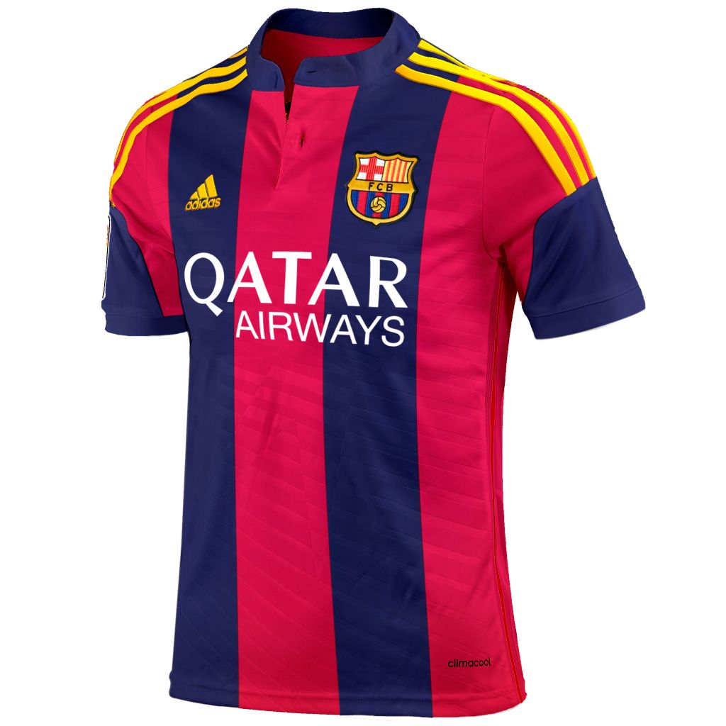 barcelona adidas 2018