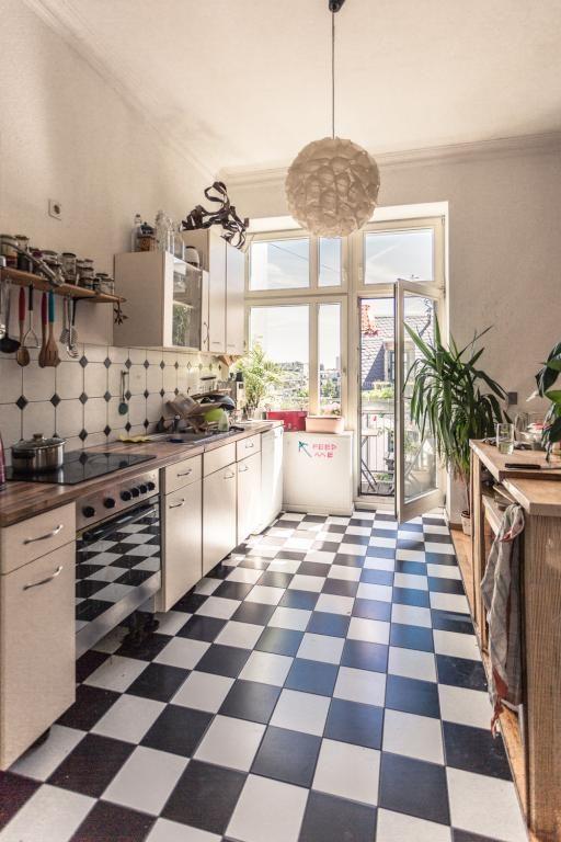 Küche Schwarz Weiß Einrichten